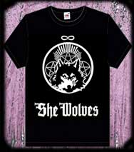 She Wolves T Shirt